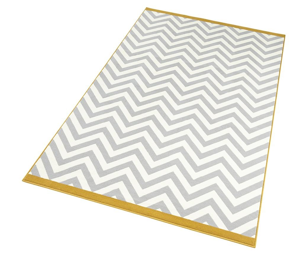 Covor Meridian Gold Grey Cream 80x150 cm