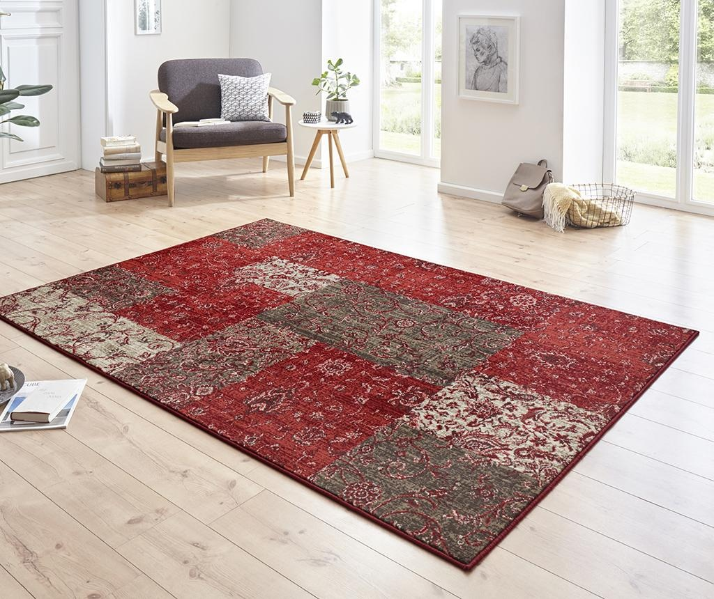 Tepih Kirie Red Brown 80x250 cm
