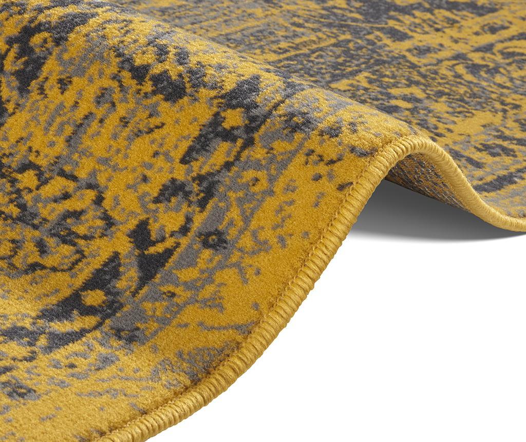 Preproga Plume Gold Grey 80x150 cm