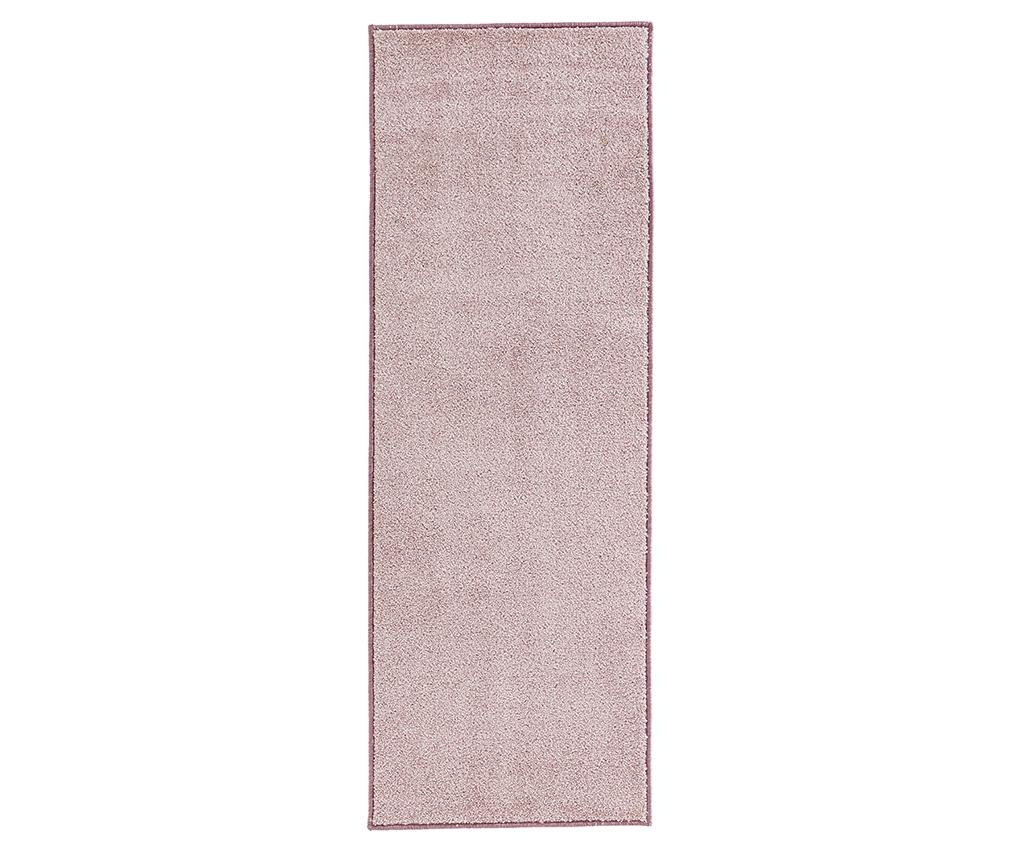Preproga Pure Runner Rose 80x200 cm