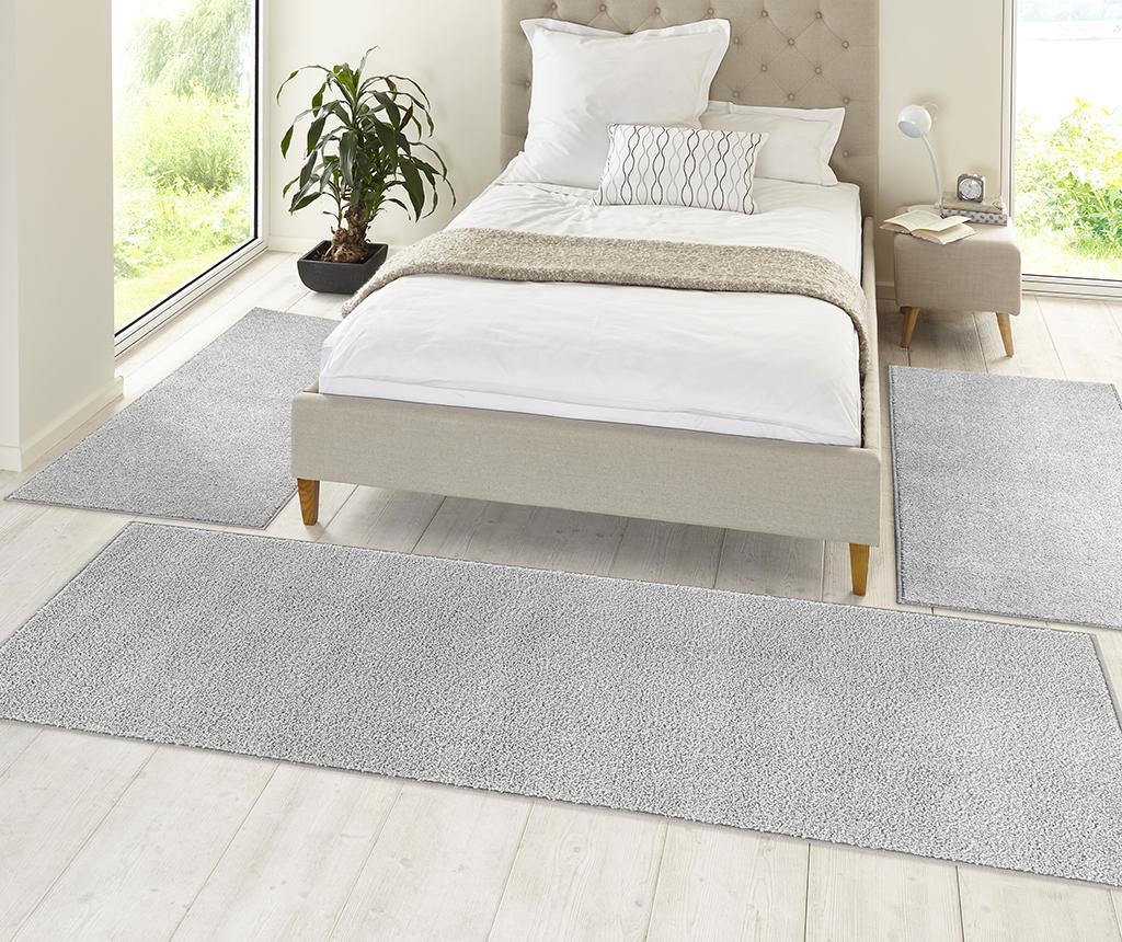 Tepih Pure Runner Grey 80x400 cm