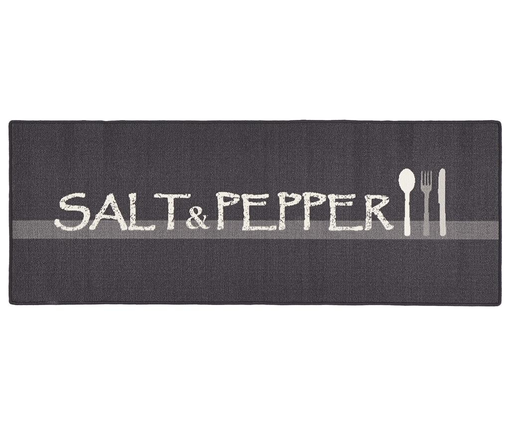 Tepih Kitchen Salt and Pepper 67x180 cm