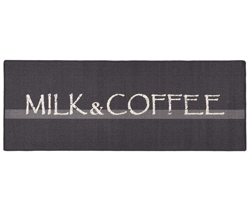 Covor Kitchen Milk and Coffee 67x180 cm