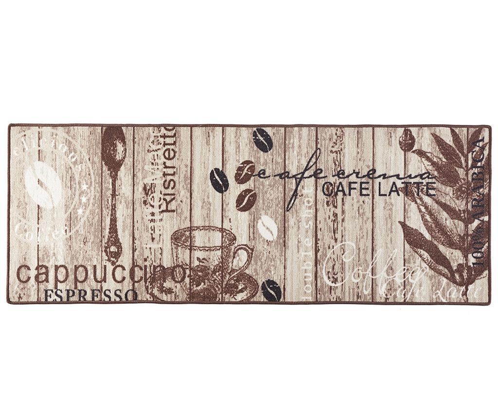 Preproga Kitchen Delicious Coffee 67x180 cm