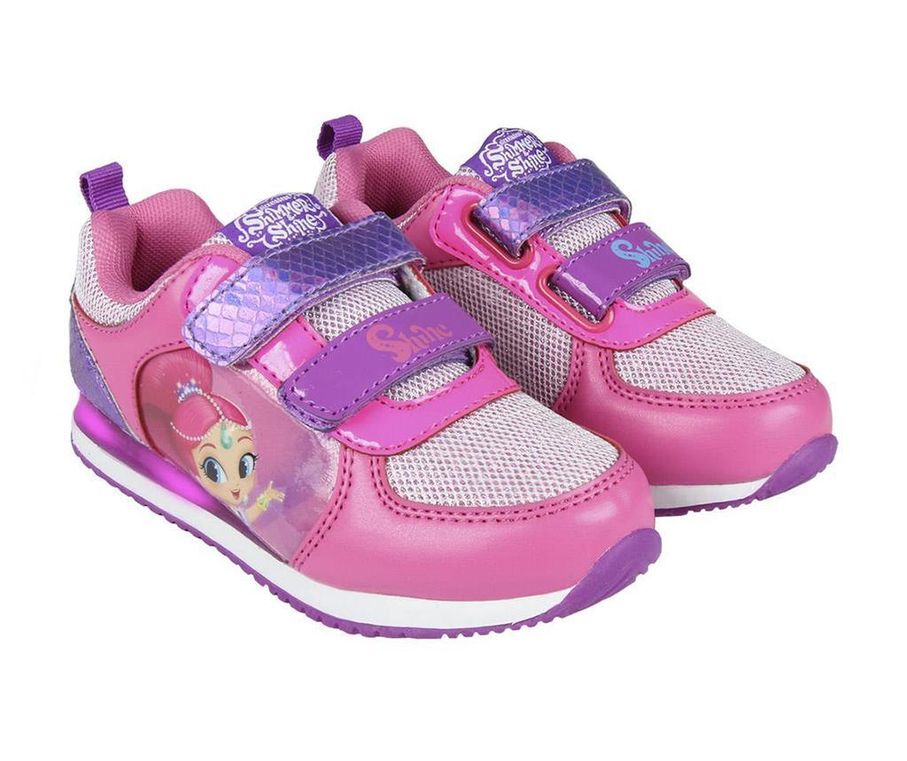 Otroški športni čevlji Shimmer and Shine Lights 29