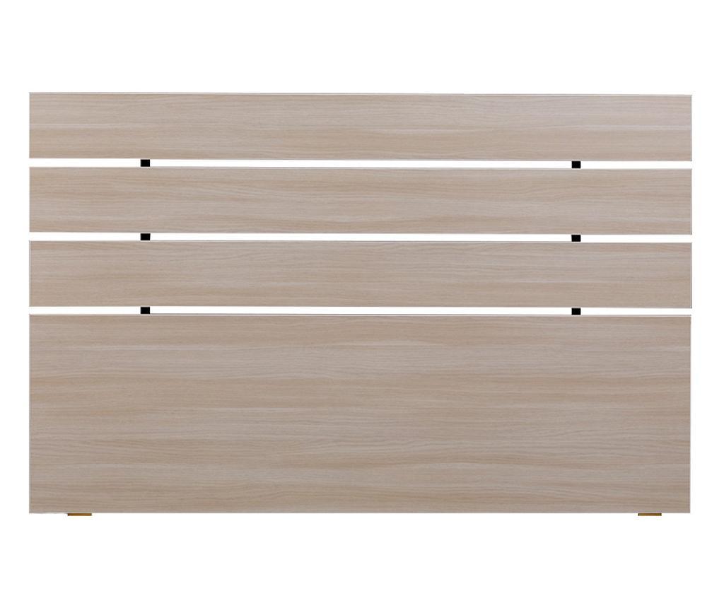 Tablie de pat Fuga Oak Cream 100x150 cm