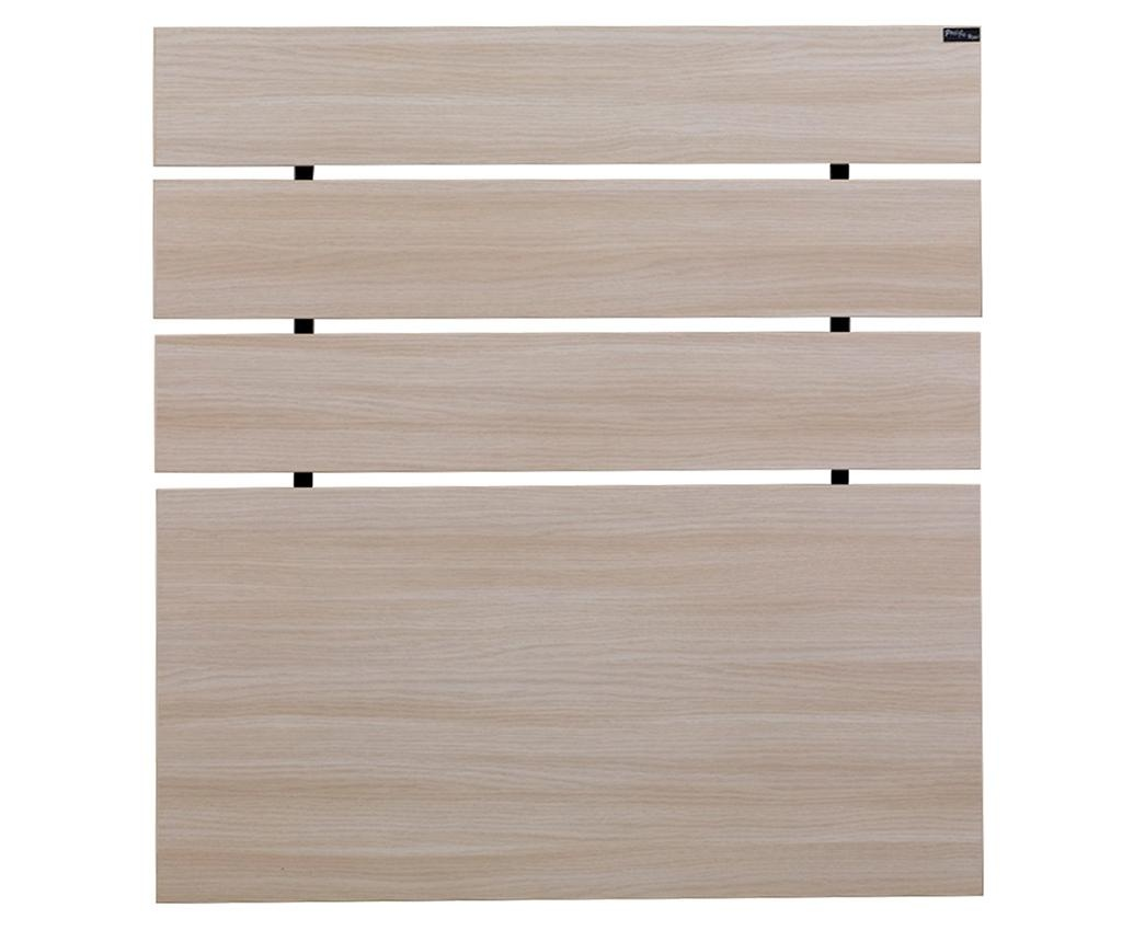 Tablie de pat Fuga Oak Cream 90x100 CM
