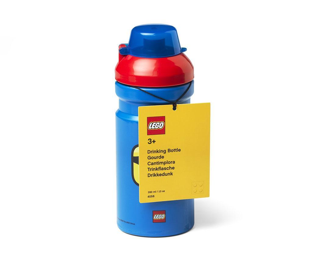 Športna plastenka Classic Blue 390 ml