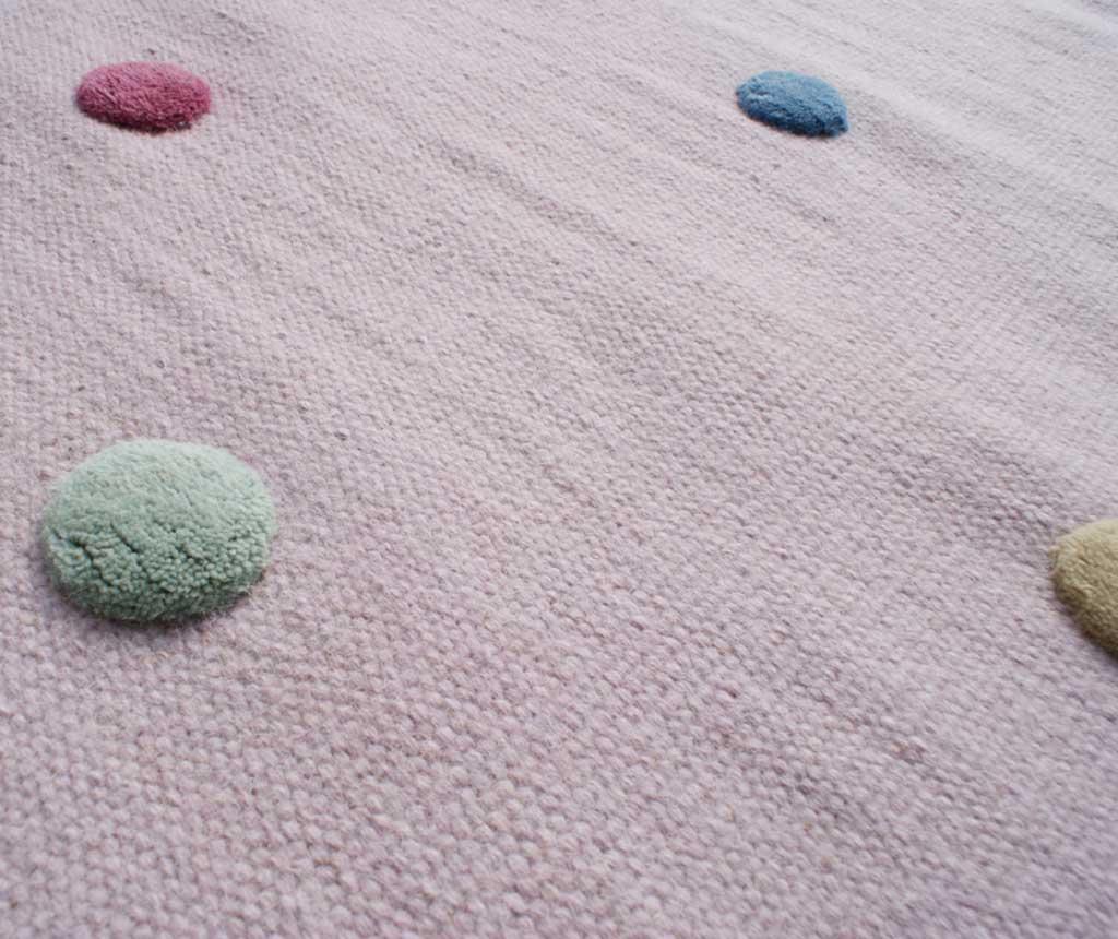 Dots Lilac Szőnyeg 100x160 cm