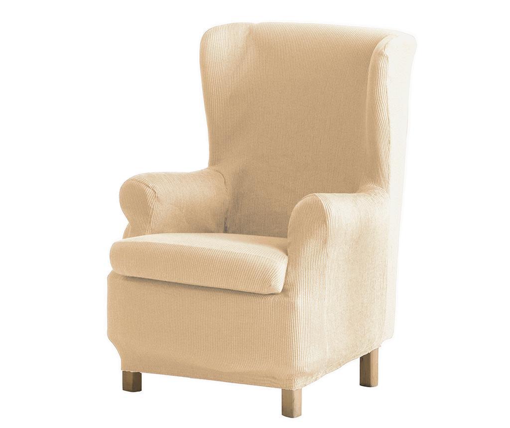 Ulises Beige Elasztikus huzat fotelre