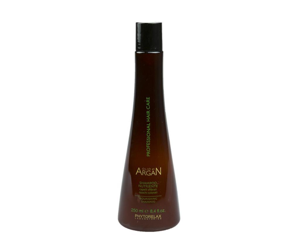 Argan Care Tápláló sampon  töredezett hajra 250 ml