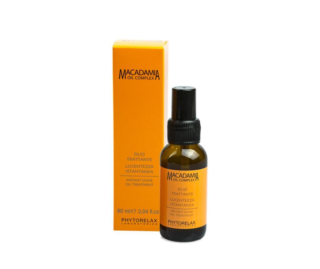 Ulei tratament pentru par Macadamia Shine 60 ml
