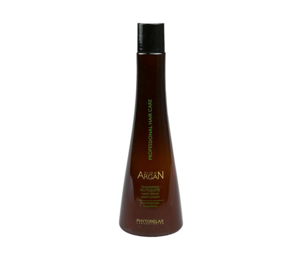 Sampon hranitor pentru par deteriorat Argan Care 500 ml