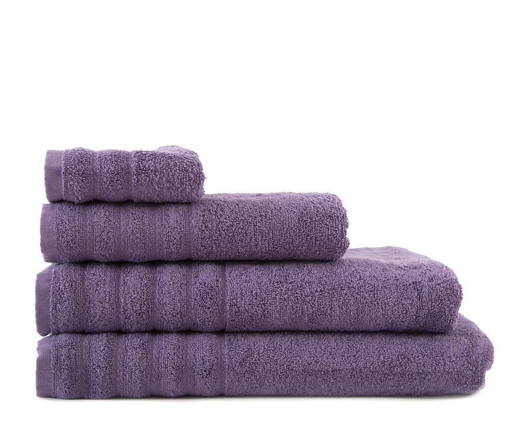 Alexa Purple Fürdőszobai törölköző 70x140 cm