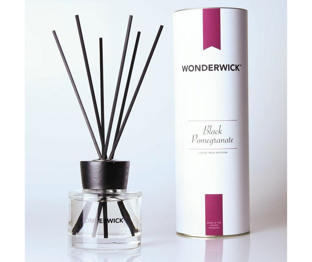 Wonderwick Black Pomegranate  Blanc Szobaillatosító illóolajjal és pálcikákkal 150 ml