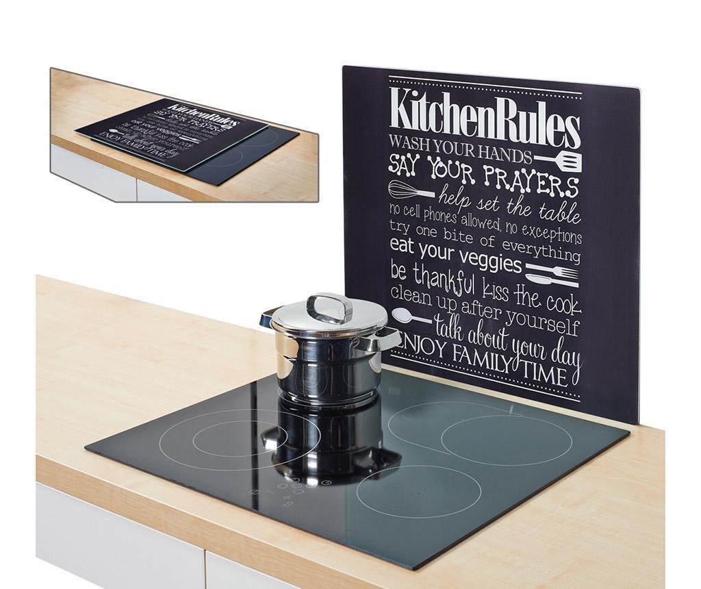 Plansa protectoare pentru plita Kitchen Rules