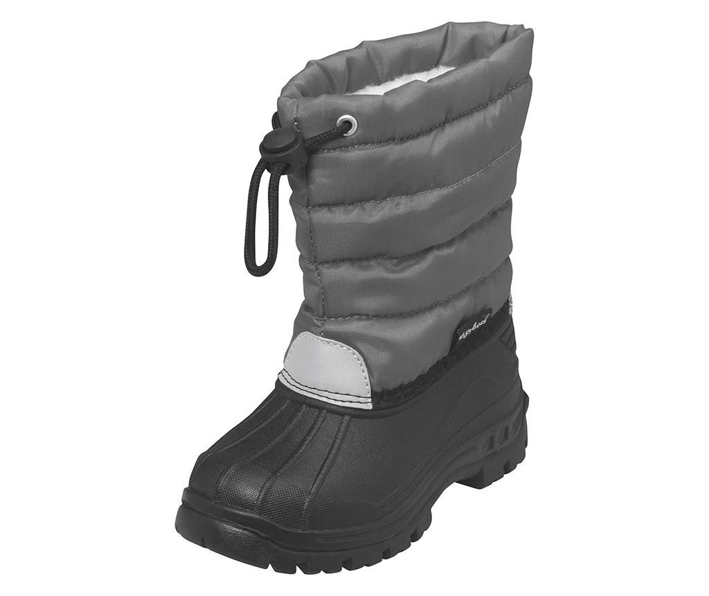 Otroški škornji Winter Grey 32-33