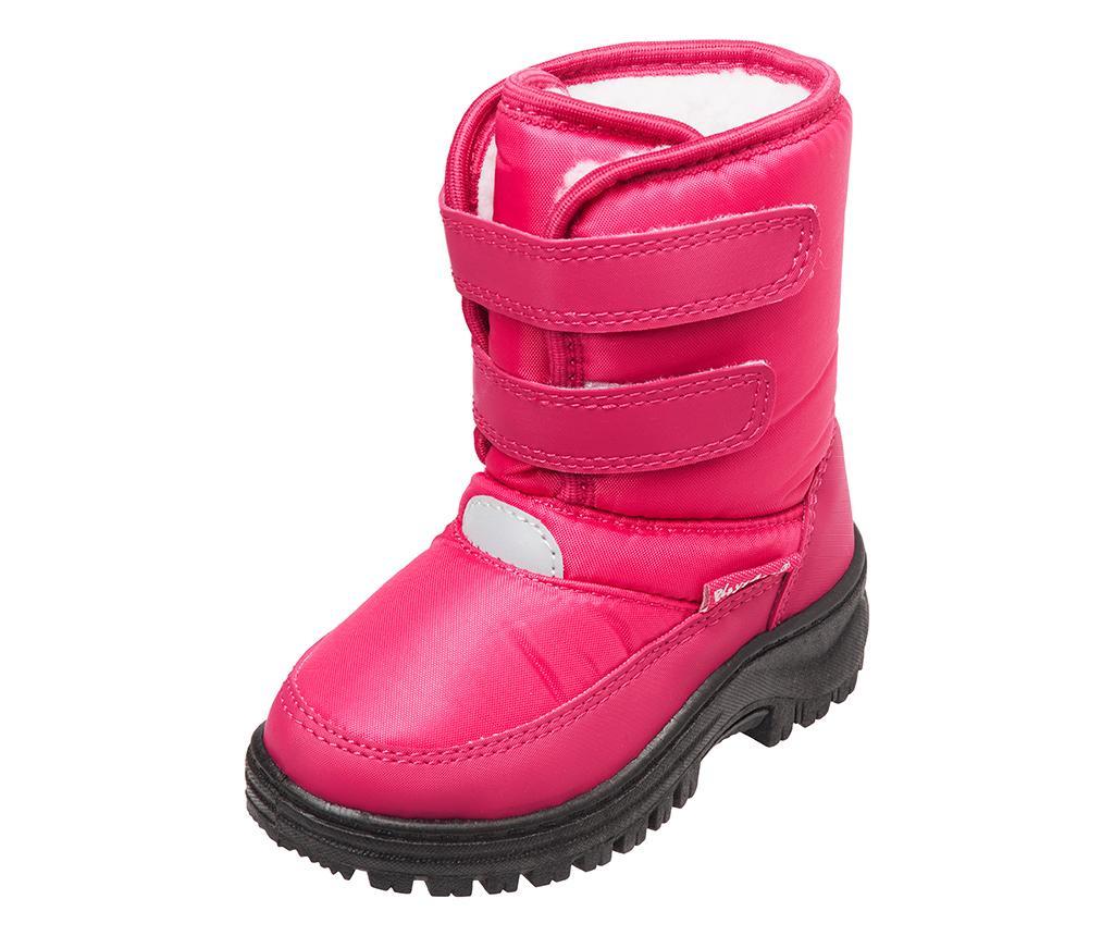 Otroški škornji Herzchen Pink 26-27