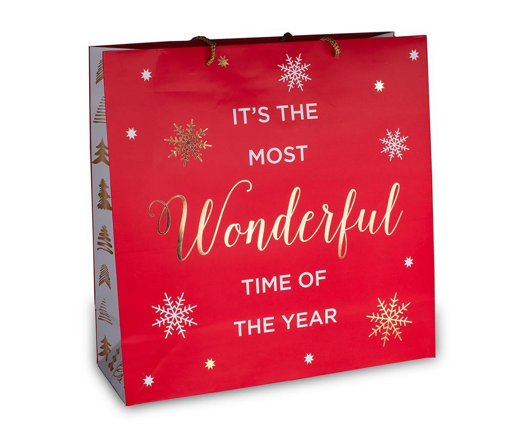 Set 3 pungi de cadouri Time of the Year