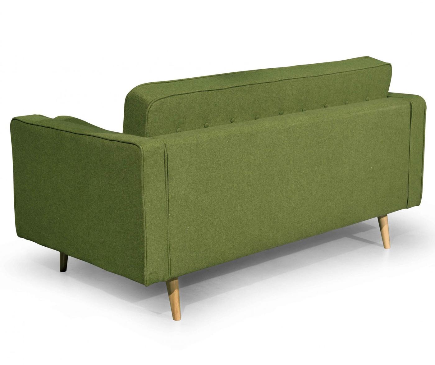 Canapea 2 locuri Rondo Emery Green