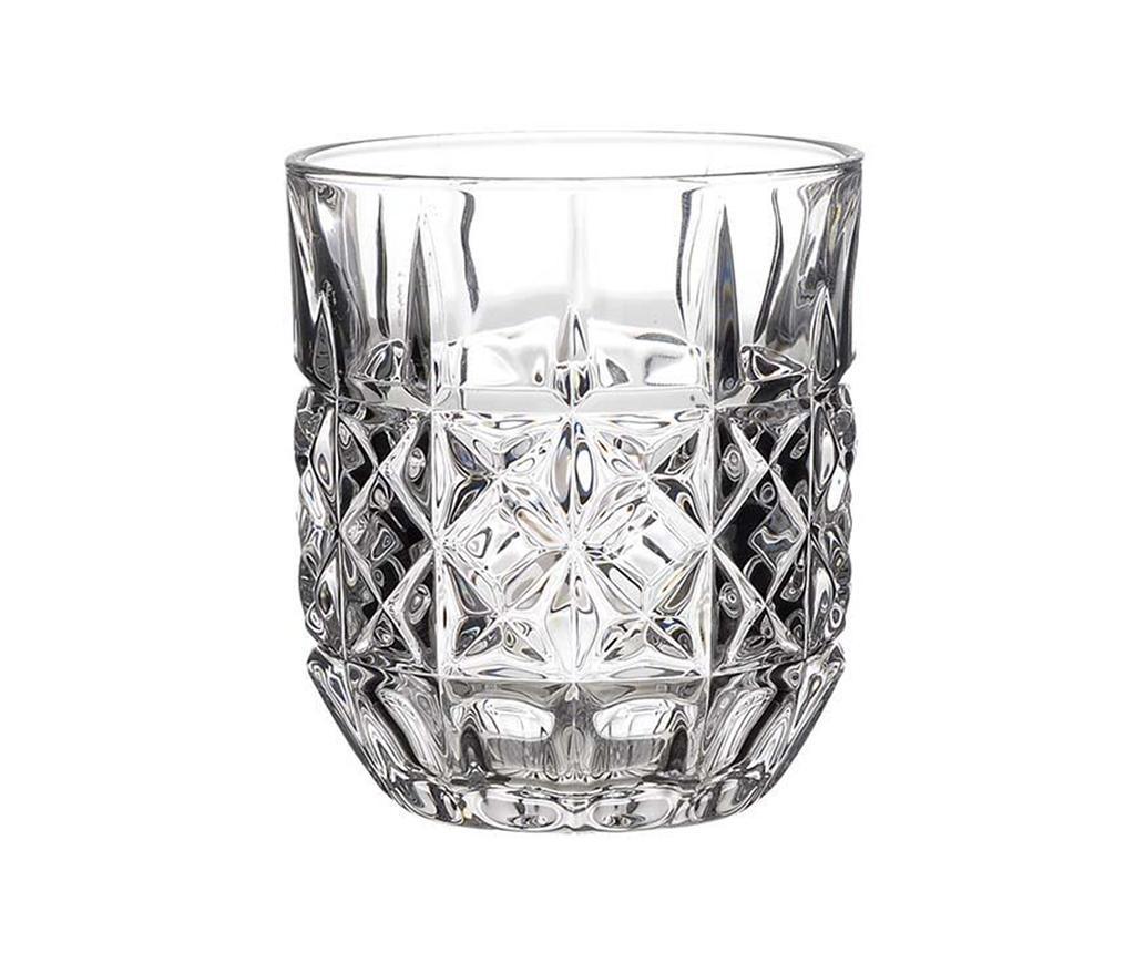 Bilrin 6 db Whiskys pohár 280 ml