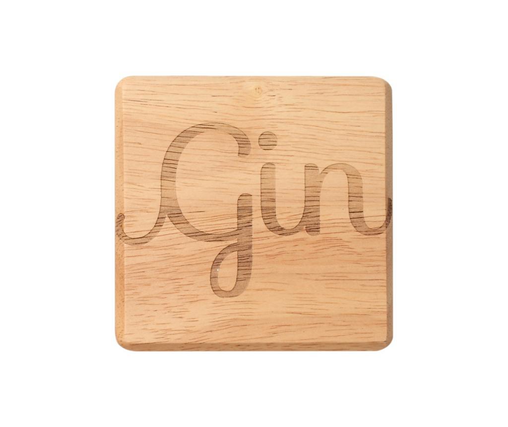 Gin Poháralátét