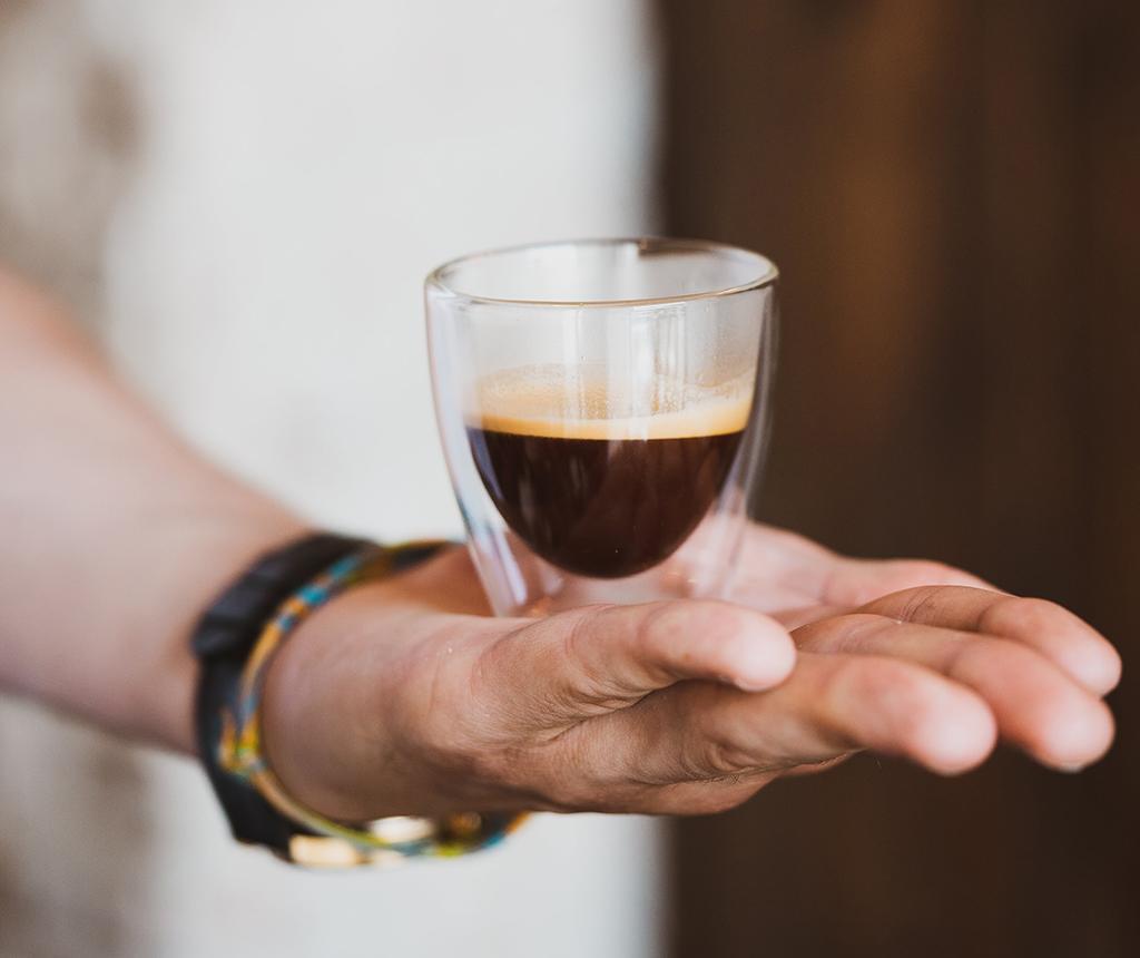 Set 2 šalice Amo Espresso 80 ml