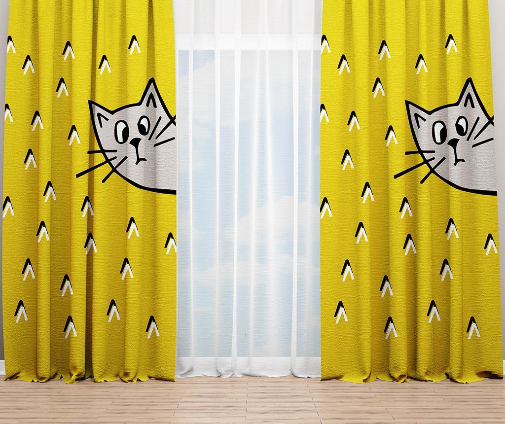 Draperie Cat Ears 140x240 cm