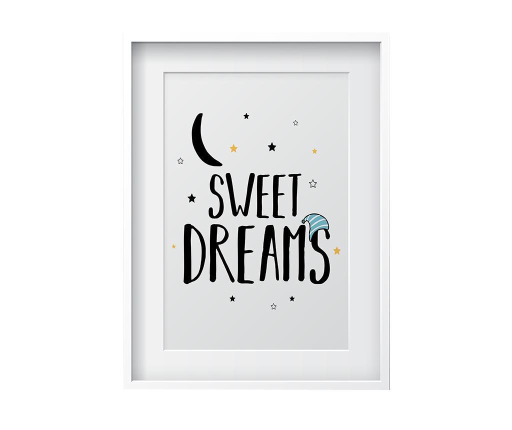 Slika Sweet Dreams 24x29 cm