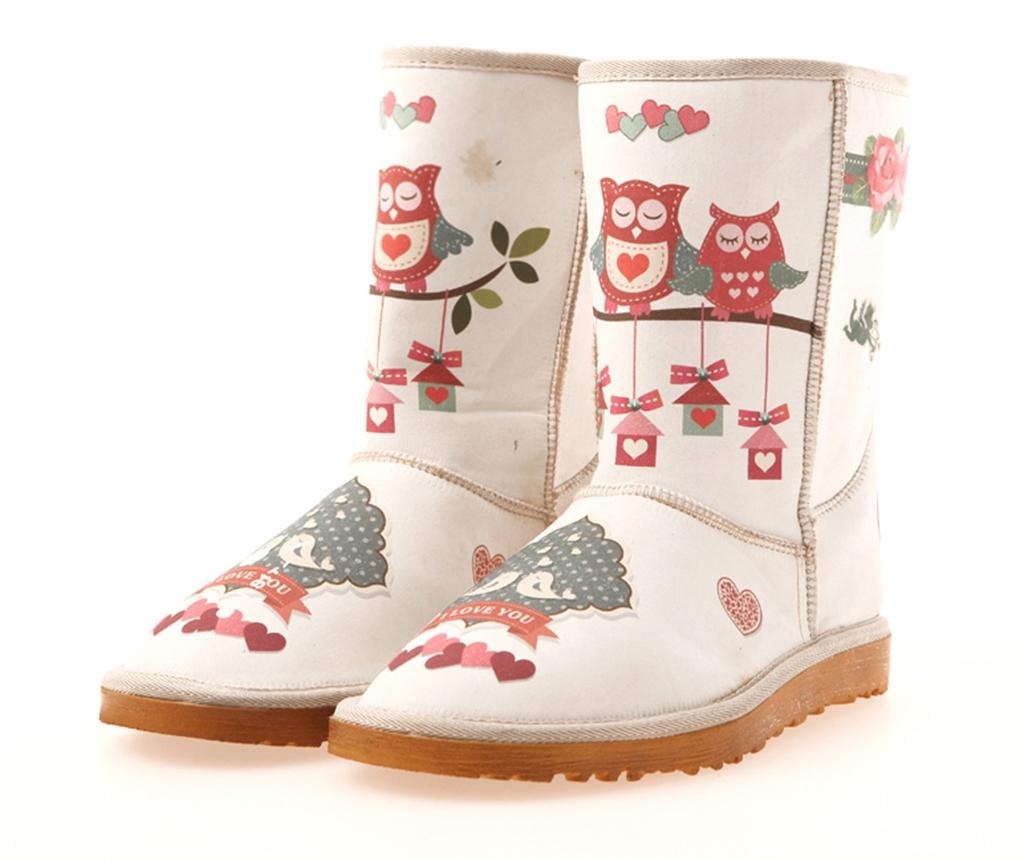 Owl Love Női csizma 40