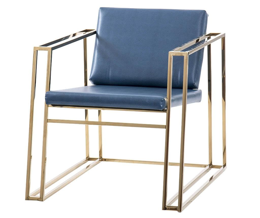 Fotelj Milo Blue