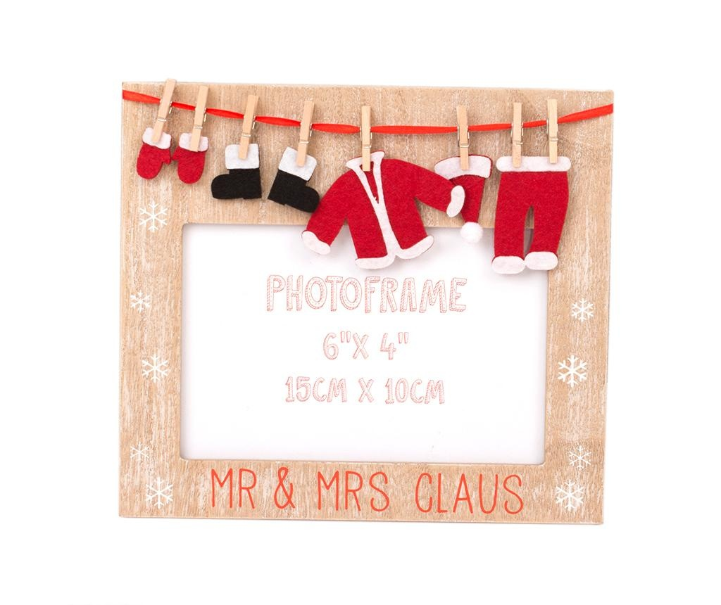 Rama foto Mr & Mrs Claus