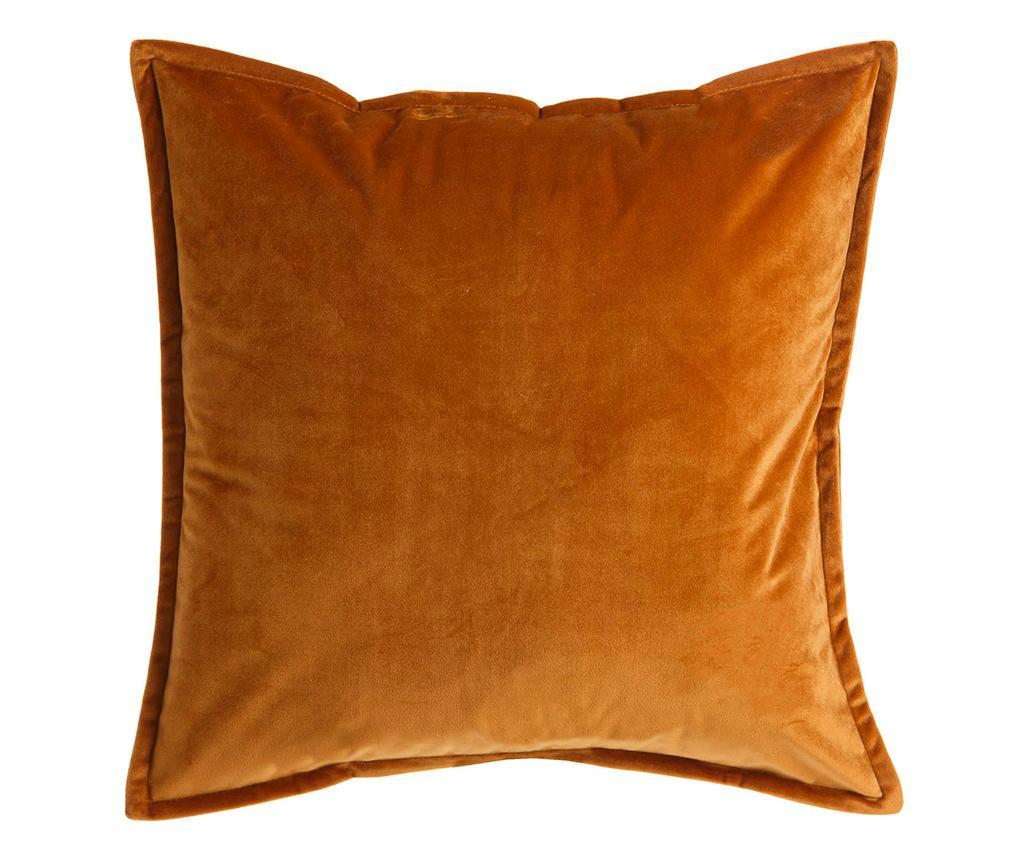 Perna decorativa Fabio Orange 45x45 cm