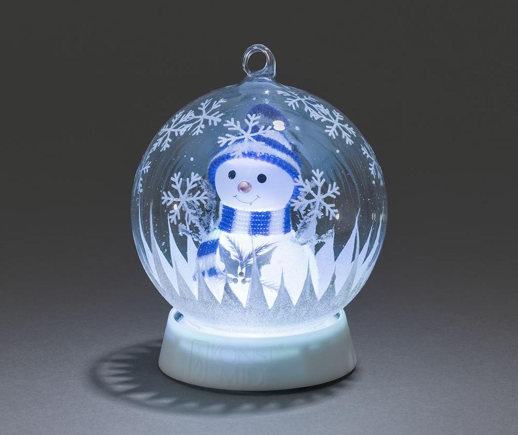 Decoratiune luminoasa Snowman Inside
