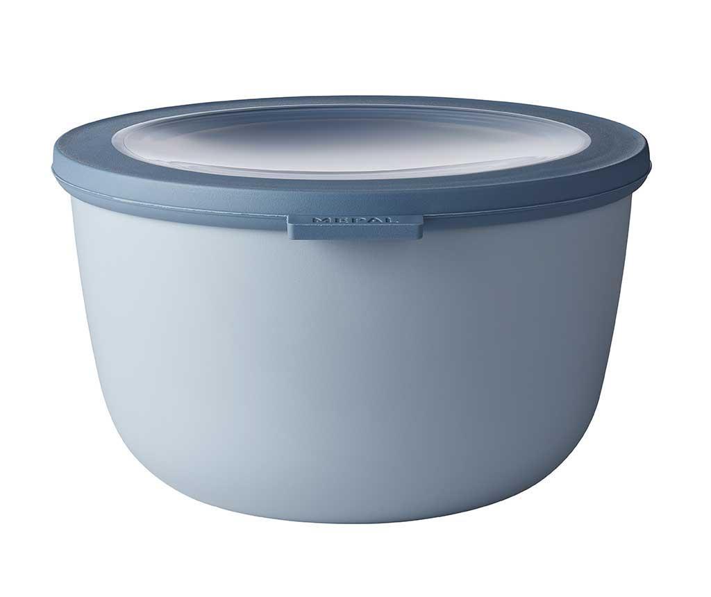 Caserola cu capac Circula Nordic Blue 2 L