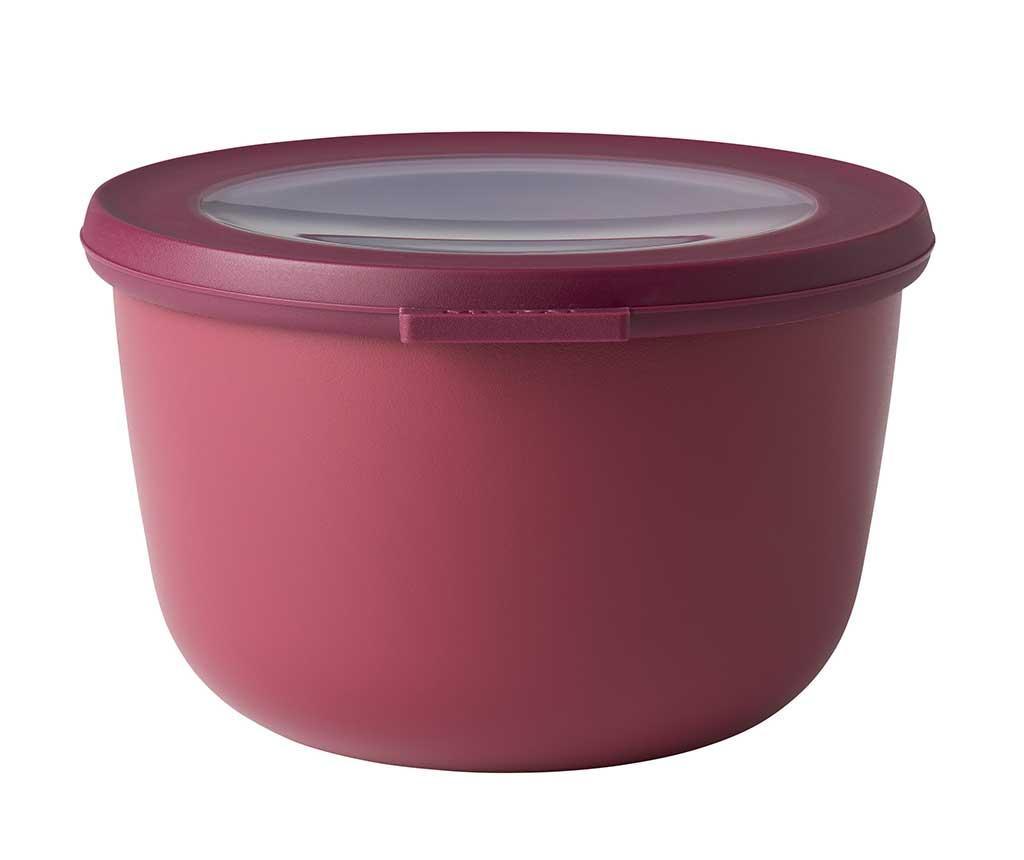 Škatla za hrano Circula Nordic Berry 500 ml