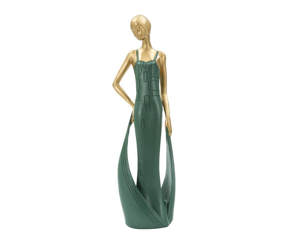 Decoratiune Lady in Green