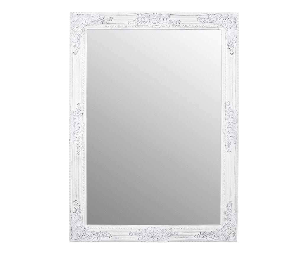 Zrcadlo Baroque White