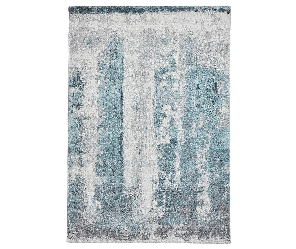 Covor Brooklyn Neo Ivory and Blue 160x220 cm