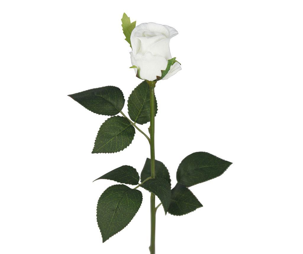 Floare artificiala Cream Rose