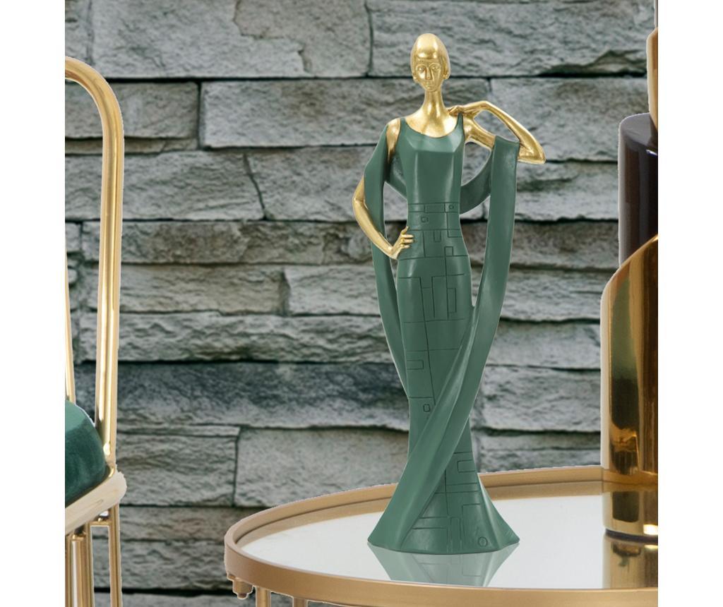 Decoratiune Lady in Green Grande