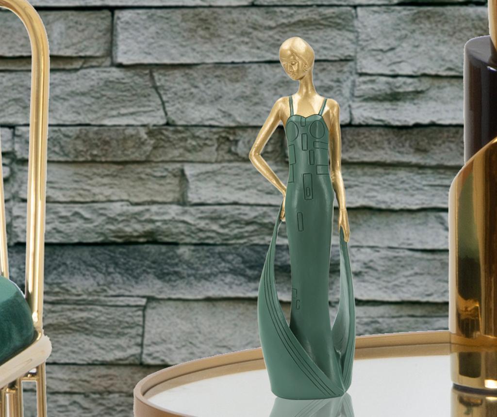 Декорация Lady in Green