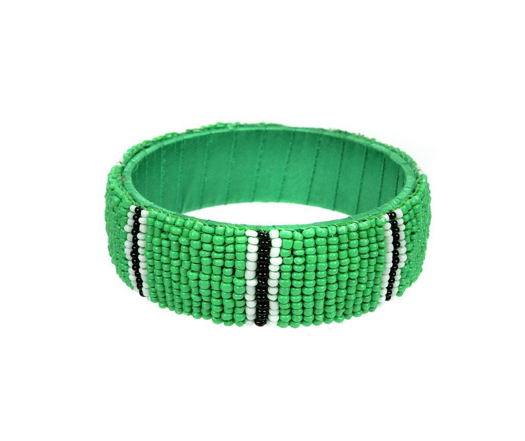 Гривна Boho Green