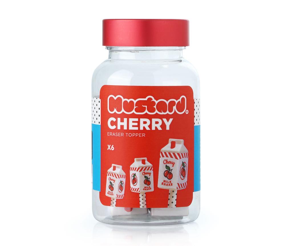 Cherry 6 db Radírgumi