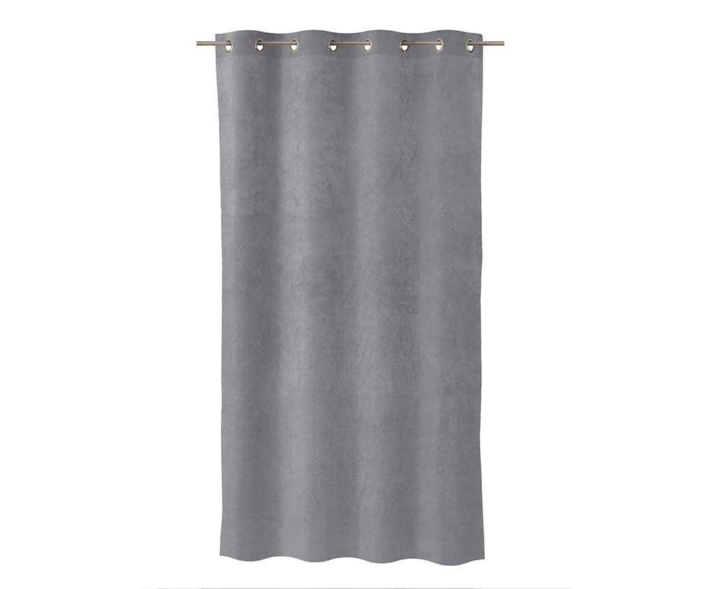 Draperie Loving Colors Grey 140x260 cm