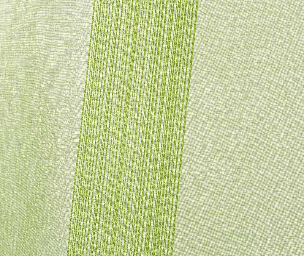Perdea Loving Colors Stripes Green 140x260 cm