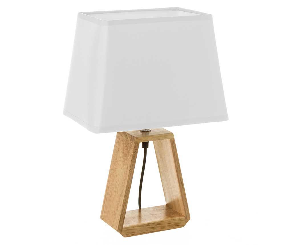 Nočna svetilka Trapeze White