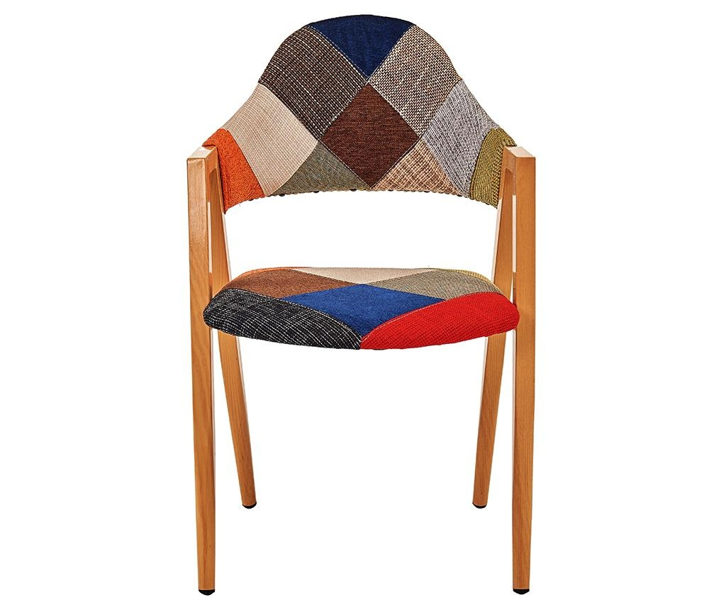 Set 2 stolice Patchwork Classic