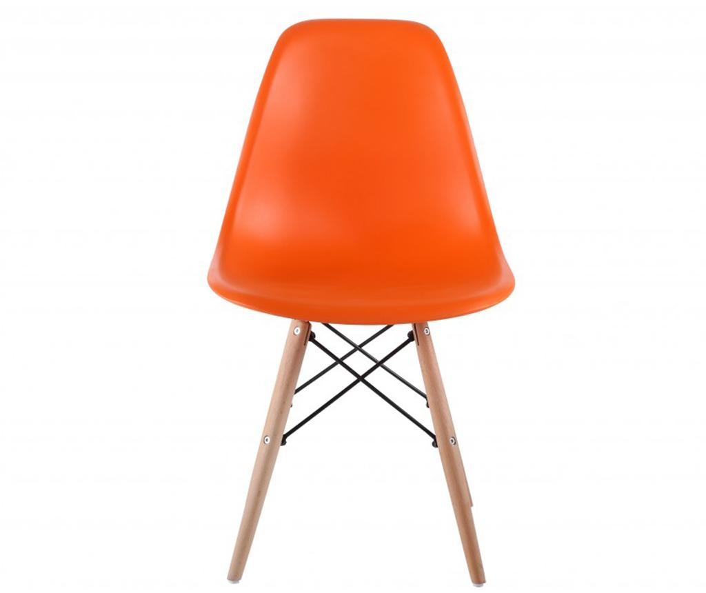 Set 4 scaune Lunaria Orange
