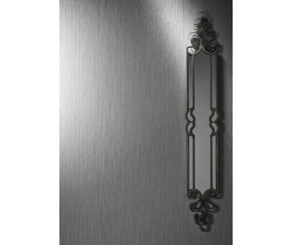 Menoti Silver Glitter Tapéta 53x1005 cm